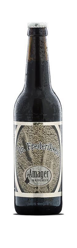 Amager Bryghus - Hr. Frederiksen | Stout, Imperial Stout