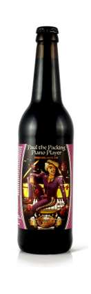 Amager Bryghus-Paul The Packing Piano Player | Stout, Foreign Extra Stout
