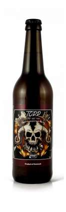 Amager Bryghus / Surly Brewing-Todd The Axe Man Amager Version | Ale, India Pale Ale - IPA