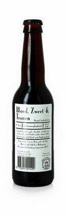 De Molen-Bloed Zweet & Tranen (Blood Sweat & Tears) | Stout, Afumada