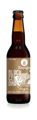 Espiga-Blackcelona Imperial Stout Brandy
