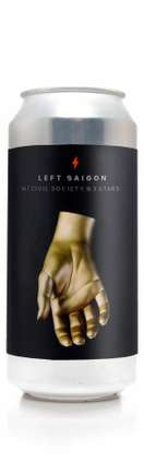 Garage Beer / Civil Society / 3 Stars Brewing-Left Saigon