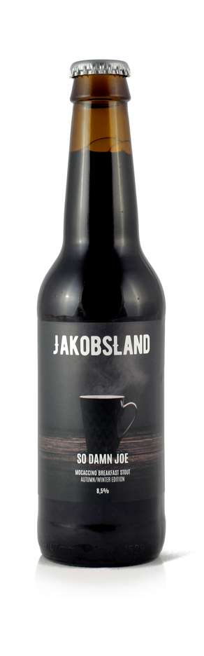 Jakobsland - So Damn Joe | Stout