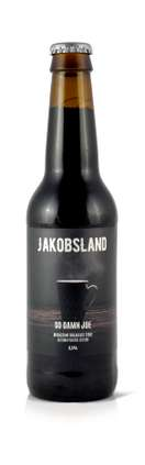 Jakobsland-So Damn Joe  | Stout