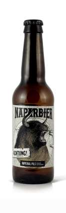 Naparbier-Achtung!  | Lager, Imperial Pils/Strong Pale Lager