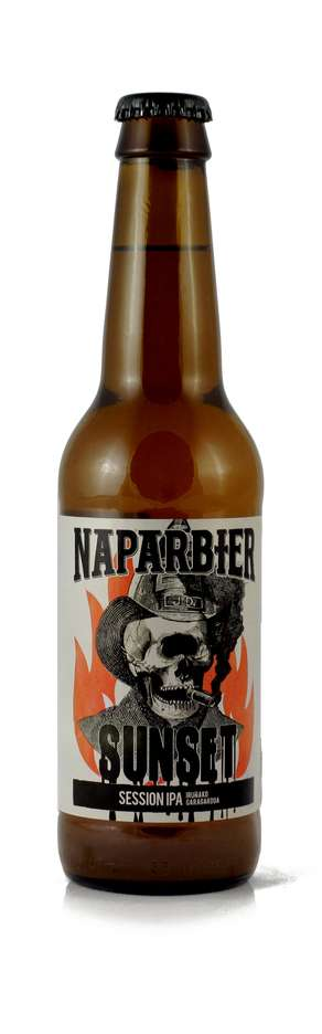 Naparbier - Sunset | Ale, Session IPA