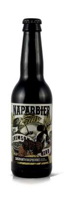 Naparbier-The Crimson Bird Raspberries | Ale, Saison