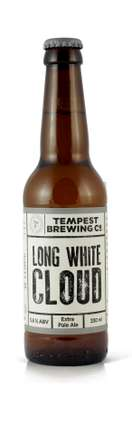 Tempest Brewing-Long White Cloud  | Ale, American Pale Ale