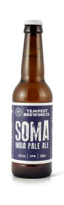 Tempest Brewing-Soma India Pale Ale  | Ale, India Pale Ale - IPA