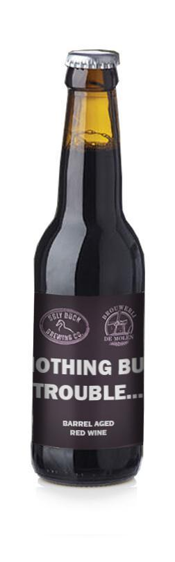 Ugly Duck / De Molen - Nothing But Trouble Red Wine (Rioja) | Stout, Imperial Stout