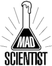 Mad Scientist logo