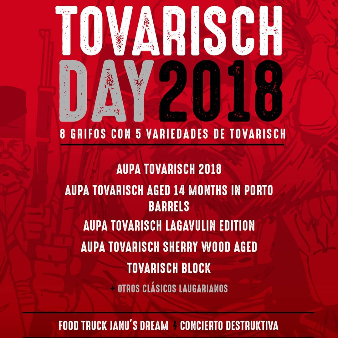 Cartel del Tovarisch Day 2018